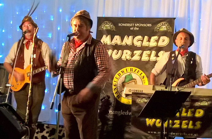 The Mangled Wurzels 30.09.17