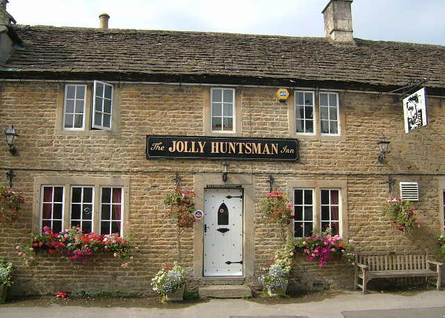 The Jolly Huntsman