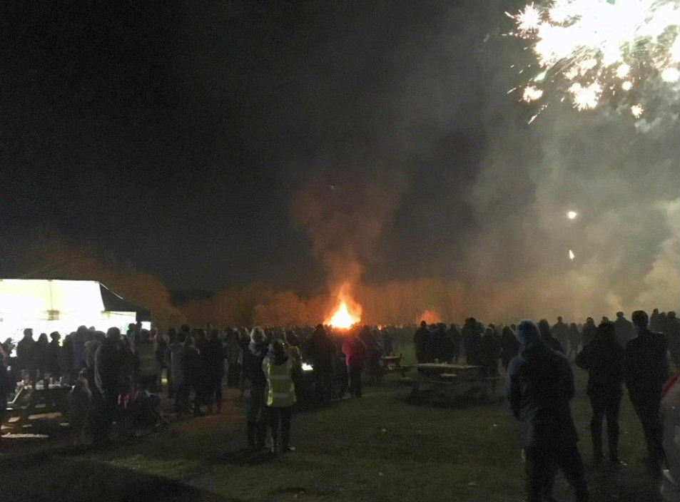 Bonfire night 04.11.17