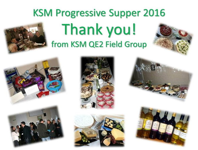 Progressive Supper 2016