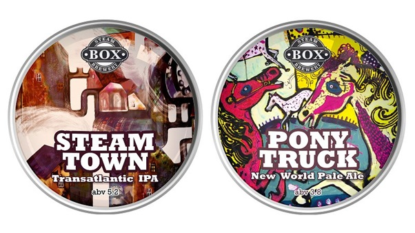 Box Steam Brewery's new beers