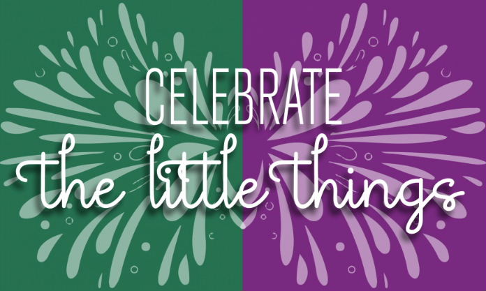 Celebrate the Little Things picture