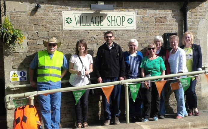 Community First visit 13.05.15