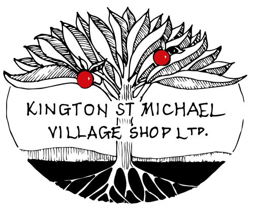Kington St Michael Shop logo